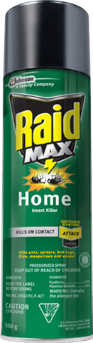 Raid Max® Home Insect Killer